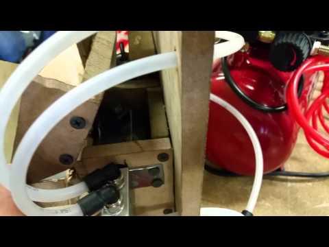 Triton College, Fluid Power Project - Flip'n Box!