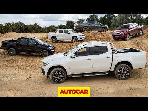 What's the best 4x4 pickup truck? | 2019 MEGATEST | Autocar