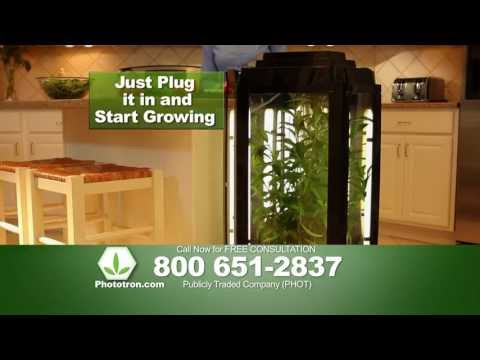 Phototron Phototron Grow Boxes Youtube