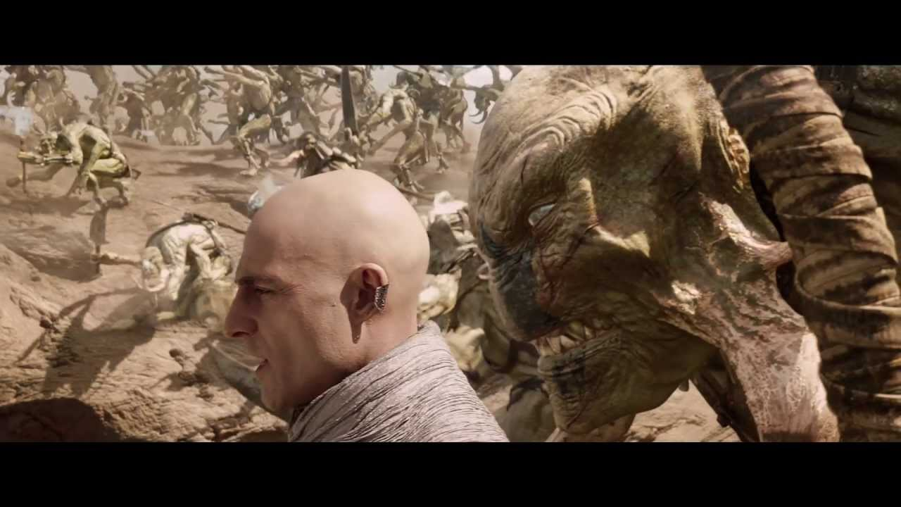 John Carter - Official® Trailer 2 [HD]