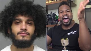 Man Arrested for Kneeling On a 2-Year-Old's Neck!