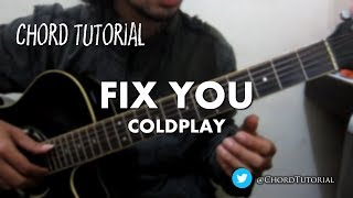 Fix You - Coldplay (CHORD)