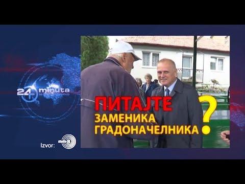 Gradonačelnik Beograda gostovao u Beogradskoj Hronici. | ep156deo09