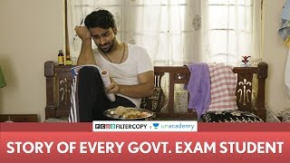 FilterCopy | Story Of Every Government Exam Student | Ft. Chandan Anand