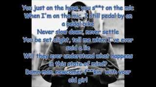 Zayn Malik - No Type ft. Mic Righteous (Lyrics + Pictures)