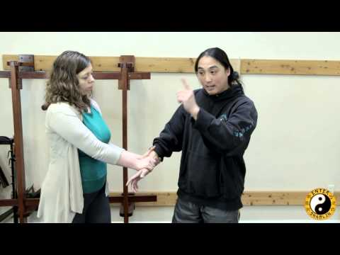 Women's Self Defense - Breaking Free From An Attackers Grip Using A Scientific Method