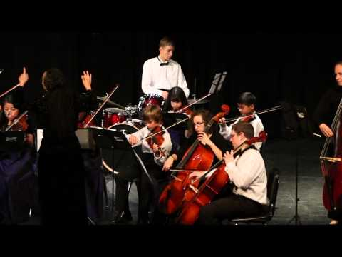 Happy from Despicable Me 2 Forsyth Youth Orchestra view in HD