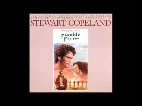 Rumble Fish OST: Party At Someone Else's Place (Stewart Copeland)
