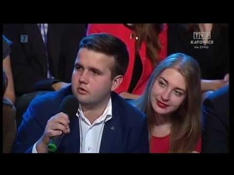 Młodzież kontra 535: Paweł Kukiz (Kukiz'15)  04.10.2015 cały odcinek