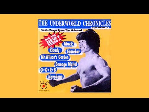 Various - The Underworld Chronicles: Chapter 1 (UNDERGROUND)