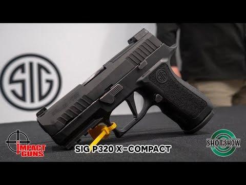 Sig P320 XCompact, 9mm, 3,6