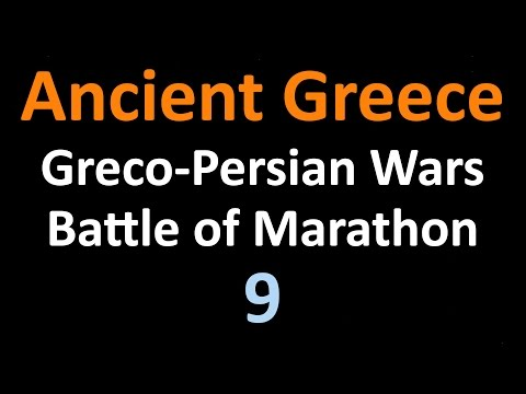 Greco Persian Wars - Battle of Marathon - 9