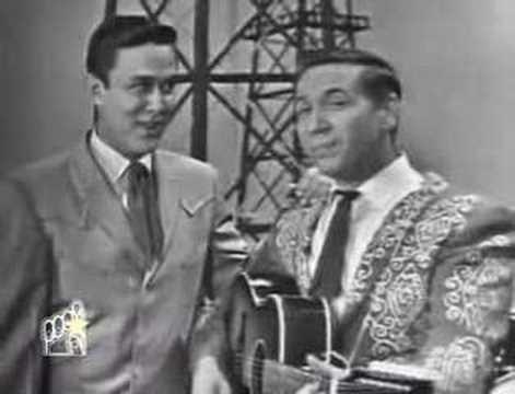 Buck Owens & Jimmy Dean - 1960's - Foolin' Around mp3