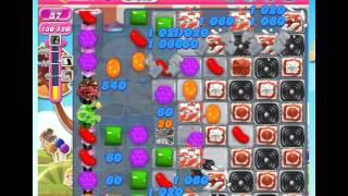 Candy Crush Saga Level 540(уровень 540) NO BOOSTER