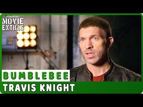 "BUMBLEBEE | On-set Interview With Travis Knight ""Director"""