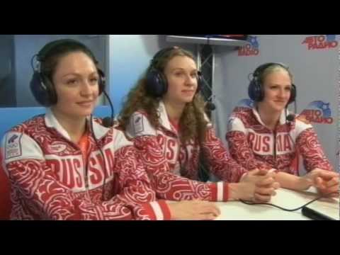 Синхронистки, олимпийские чемпионки о своей победе