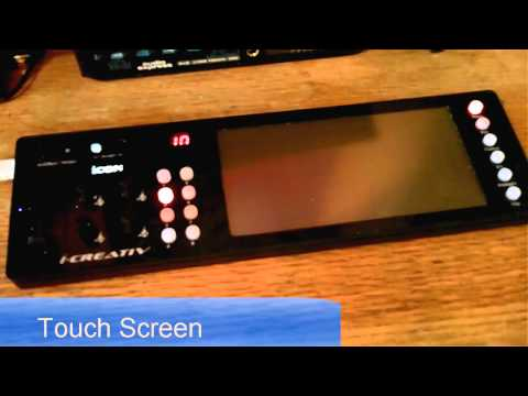 Review of the i-creativ MIDI Controller from iCON - infrared midi controller and drum pad