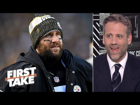 Ben Roethlisberger is under no pressure for the Steelers in 2019 - Max Kellerman   First Take