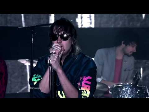 The Strokes - Threat Of Joy (Jimmy Kimmel Live 2016)