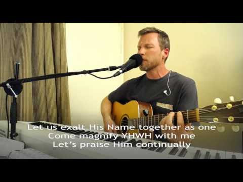 Live Worship From Jerusalem (APR 1) - James Block
