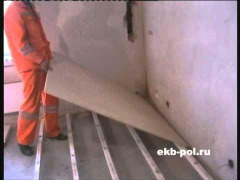 видео: деревянные полы своими руками