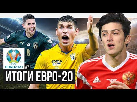 Азмун - НОВЫЙ ГЕРОЙ сборной России! Италия, Бельгия вышли на ЕВРО 2020! / Итоги недели