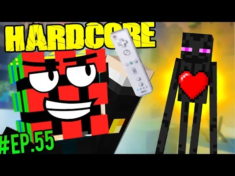 ENDERMAN DELL' AMORE! - Minecraft Hardcore S2 ITA Ep.55