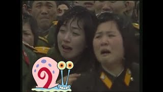 """I put """"Gary Come Home"""" from Spogebob over Kim Jong-il"""