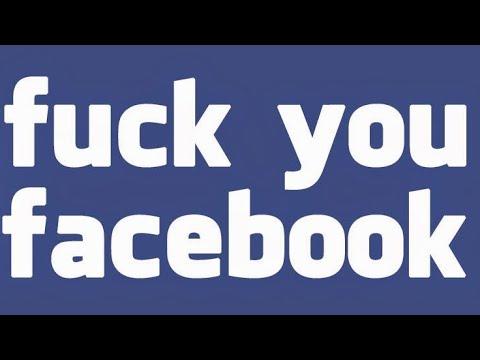 Image result for fuck facebook