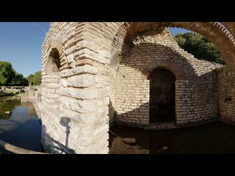 Virtual Albania, Butrint in 360° Photos (Archaeological Site)