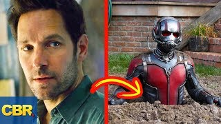 10 Superpowers You Didn't Know Antman Has
