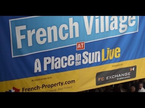 The French Village @ A Place In The Sun Live - Review of the latest London Olympia show
