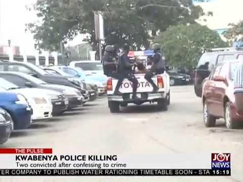 Kwabenya Police Killing - The Pulse on JoyNews (30-1-18)