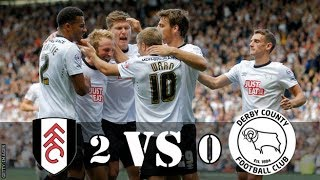 Fulham vs Derby County 2 - 0   Highlights & Goals (14 May 2018)