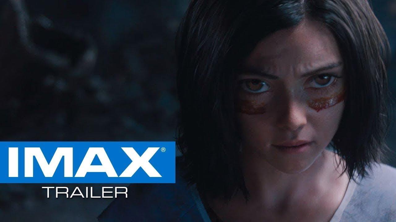 Download Alita: Battle Angel • IMAX Trailer 2 • Cinetext