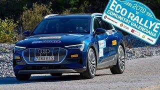 Audi e-tron 55 quattro, prueba en un EcoRallye | SoyMotor.com