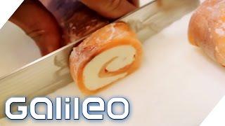 Smushi - Die kuriose Spezialität aus Dänemark | Galileo | ProSieben