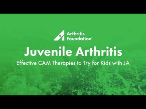 Effective CAM Therapies to Try for Kids with JA