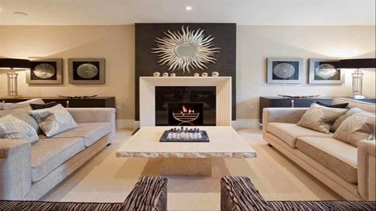 Chimney Living Room Design Youtube