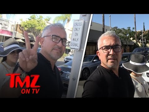 The Dog Whisperer Doesn't Want Dogs To Be Able To Talk | TMZ TV