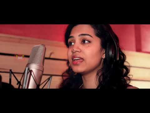 Enno Rangullo Song Making   Inthalo Ennenni Vinthalo Telugu Movie Songs   Nandu, Pooja Ramachandran