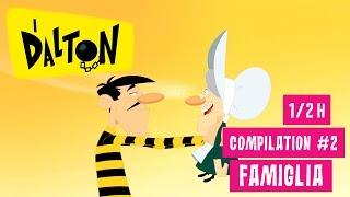 Video I Daltons - La Famiglia Daltons _  Compilation in HD download MP3, 3GP, MP4, WEBM, AVI, FLV November 2018
