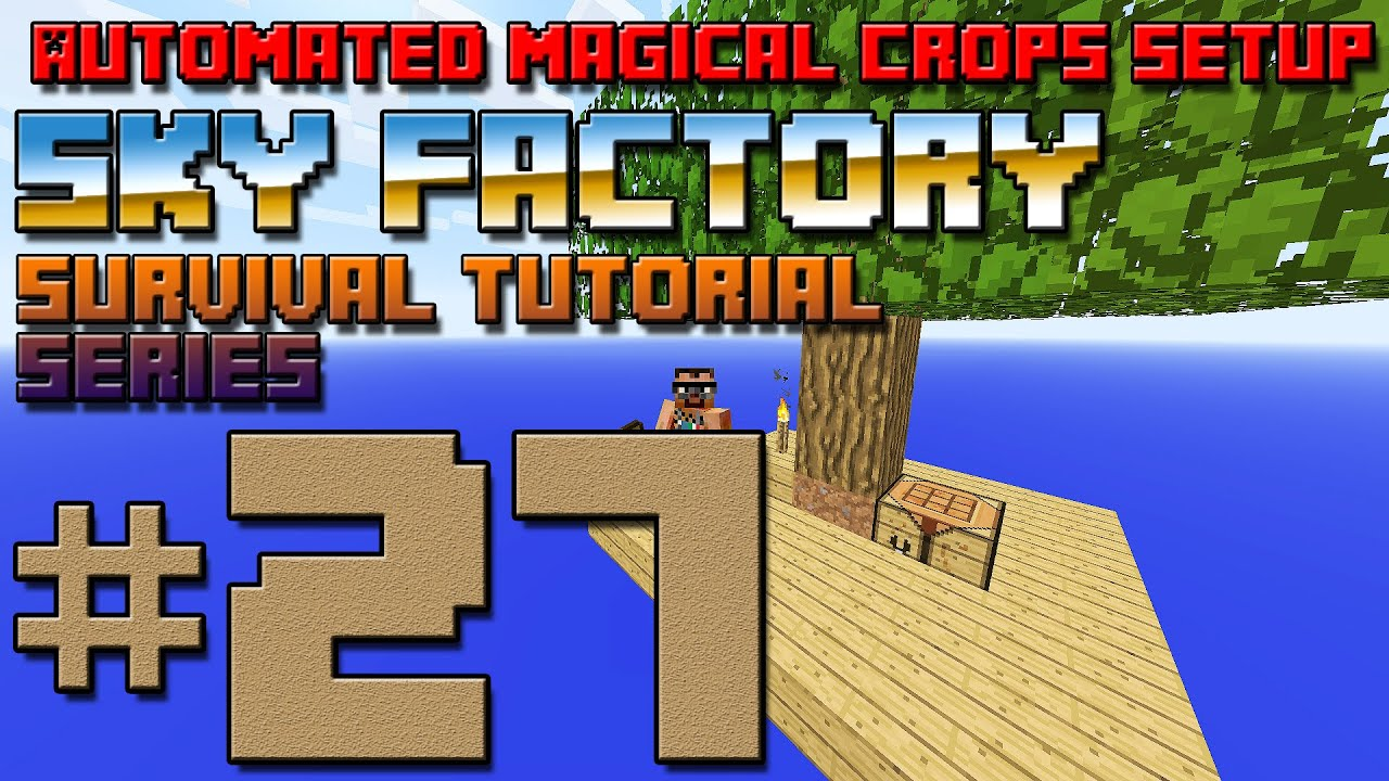 how to get sky factory 4