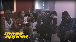 The Studio Interview with Shoreline Mafia   Speak on New Deal with Atlantic, Graf and Their Come-Up