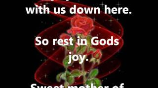 Thank God For Mama -  The Lonesome River Band -  Sweet Mother of mine poem by Henry Pitman