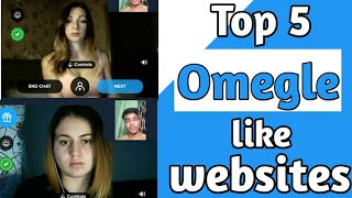 Top 5 best Omegle alternatives 2021🤩🤩|Free video chatting websites and apps with girls. screenshot 2