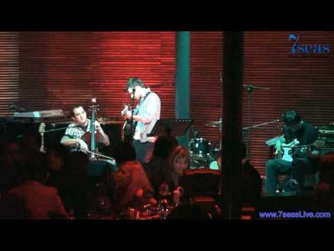 Jamie Scott - Shadow -at the 7 Seas Live Music Bar Limassol Cyprus