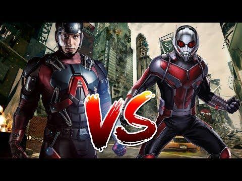 Ant-Man VS Atom | Who Wins?