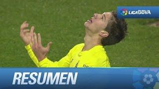 Resumen de Atlético de Madrid (0-1) Villarreal CF - HD