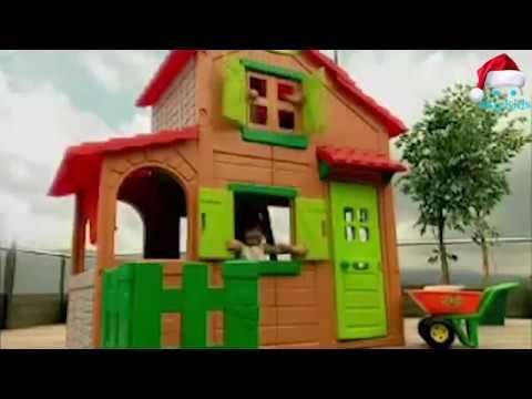 maison duplex smoby